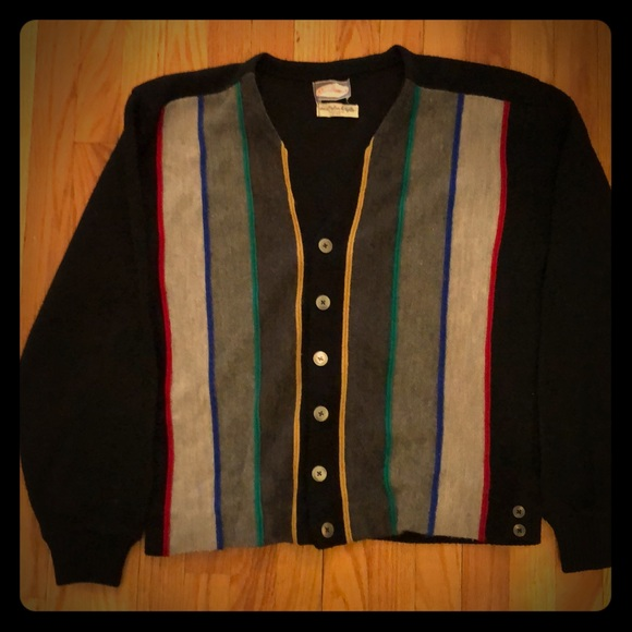Vintage Other - Vintage early-to-mid 60s cardigan.